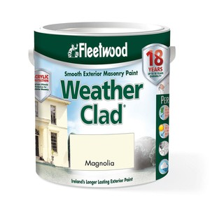 Weatherclad Smooth Masonry Ακρυλικό Χρώμα FLEETWOOD