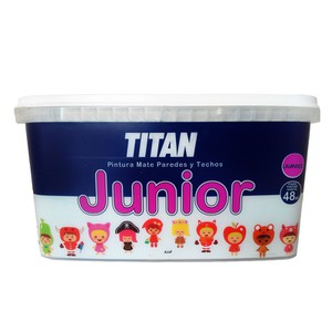 Junior TITAN Paint for kids room