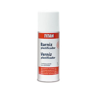 Spray Plasticizer Varnish TITAN