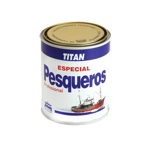 Red Lead Pesqueros TITAN