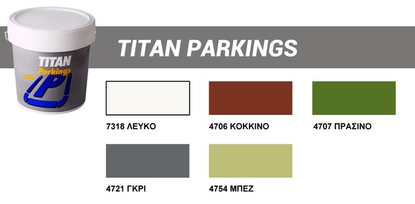 Parking Floor Paint TITAN