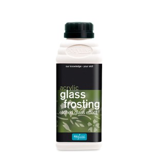 Glass Frosting for etched glass effects POLYVINE