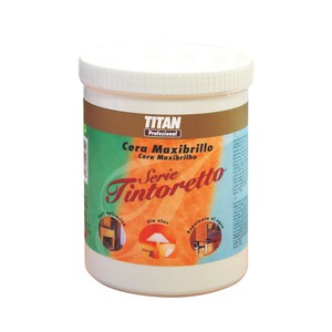 Polishing Wax Maxibrillo Titan