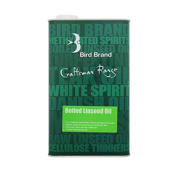 Boiled Linseed Oil BIRD BRAND