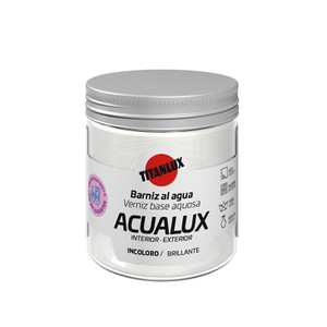 Acualux Varnish Gloss - Matt