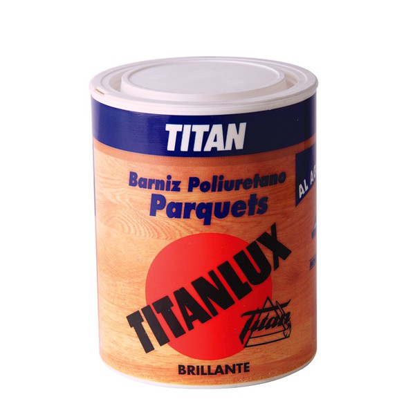 Titanlux Water-based Varnish for Wooden Floors