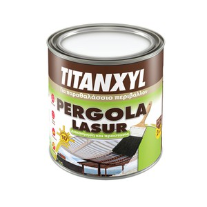 Pergola Lasur Varnish TITAN