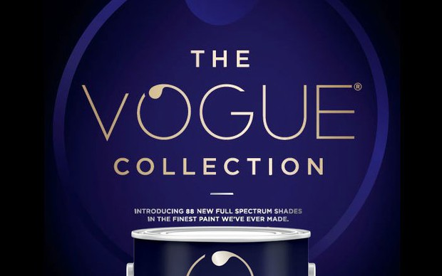 VOGUE LUXURY PAINTS