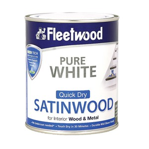 Fleetwood Quick Dry Satinwood