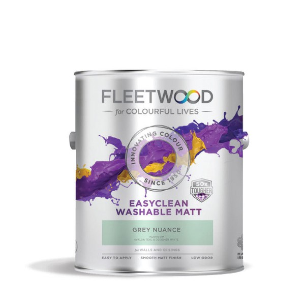 Fleetwood Easyclean Washable Matt