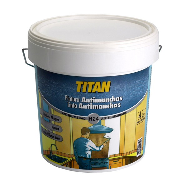 H24 Stain-Isolating Paint TITAN