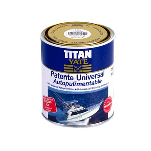 Self polishing Universal Anti-fouling Paint TITAN YATE