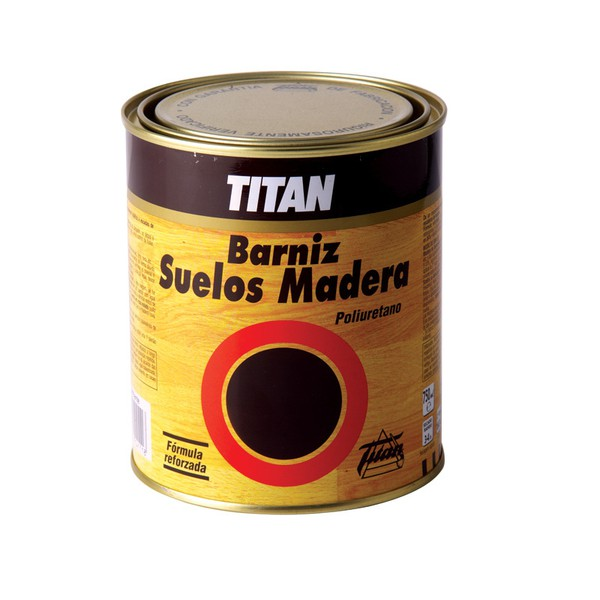 Polyurethane Varnish for wooden floors TITAN