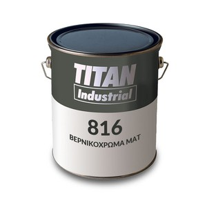 Synthetic Enamel 816 TITAN