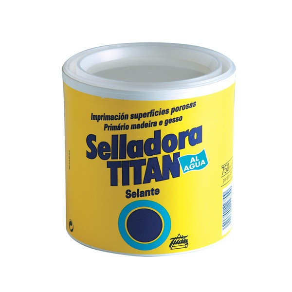 Undercoat waterbased for wooden surfaces TITAN