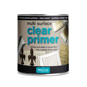 Clear Primer Multi Surface POLYVINE