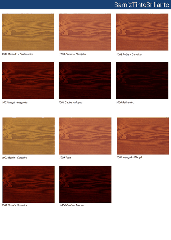 Titanlux Varnish Stain For Wood Gloss Finish Titan Smirniopoulos