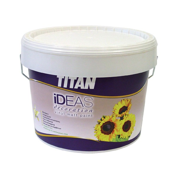 Ideas Vinyl Matt Ecological Plastic Color TITAN