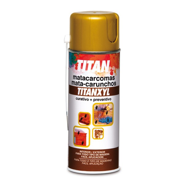 Titanxyl Wood Worm Treatment Spray TITAN