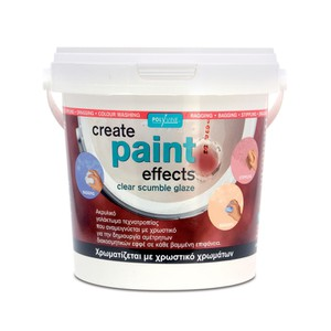 Create Paint Effects - Clear Scumble Glaze POLYVINE