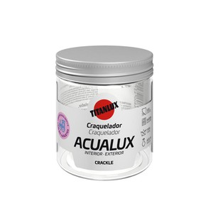 Acualux Cracking Varnish TITAN