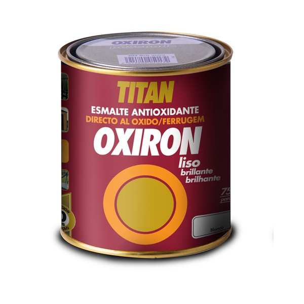 Antirust Paint Smooth Gloss Oxiron Liso TITAN
