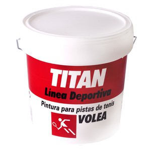 TITAN Volea - Paint for Tennis Courts