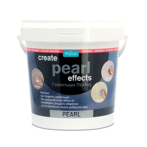 Create Pearl Effects POLYVINE