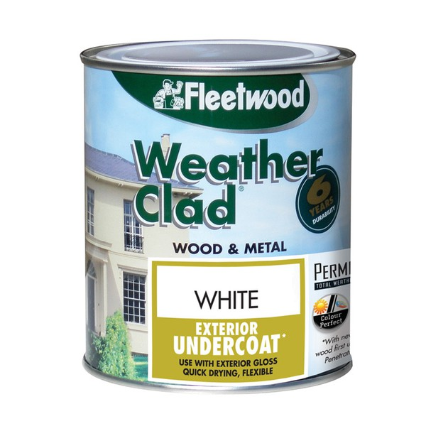 Weather Clad Exterior Penetrating Primer Wood & Metal FLEETWOOD