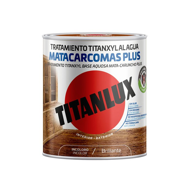 Titanxyl Wood Worm Treatment TITAN