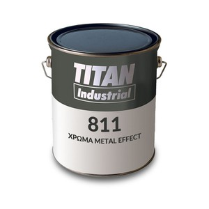 Metallic Paint 811 TITAN Matt