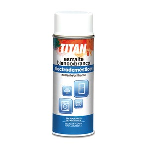 TITAN White Enamel for electrical appliances