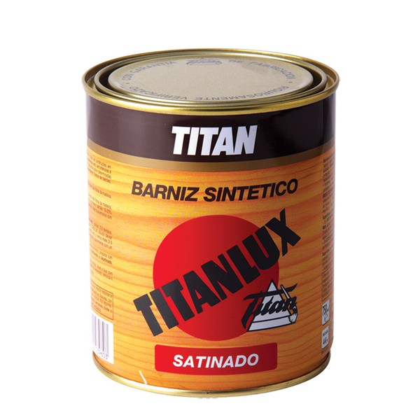 Titanlux Synthetic Wood Varnish Satin